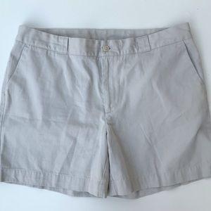 EUC Women's Casual Corner Khaki Shorts /Size 14